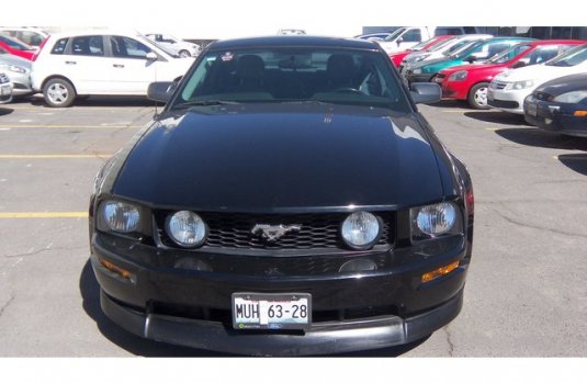 Ford Mustang 2008 Negro en Toluca