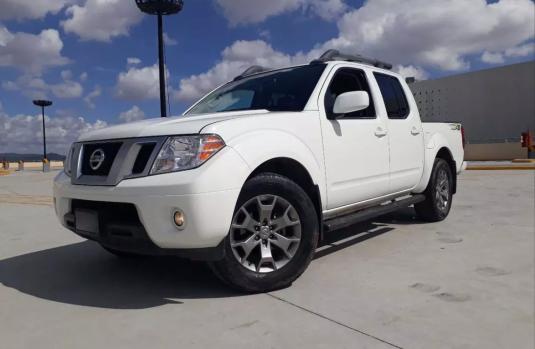 Nissan Frontier 2016 Pro-4X 4x2 Blanco