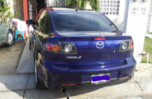 Mazda 3 2006 Azul marino