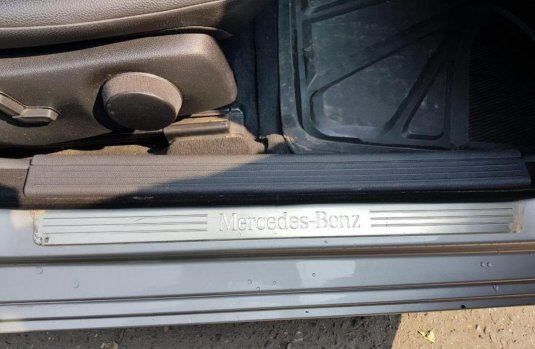 Mercedes-Benz Clase C 2009 usado en Tláhuac
