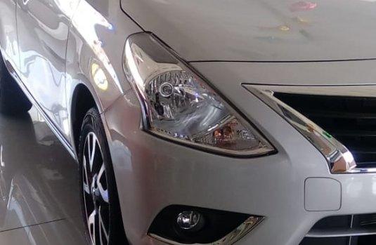 Nissan Versa 2019 Blanco 605677