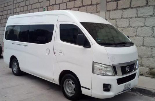 Nissan Urvan 2015 en Monterrey