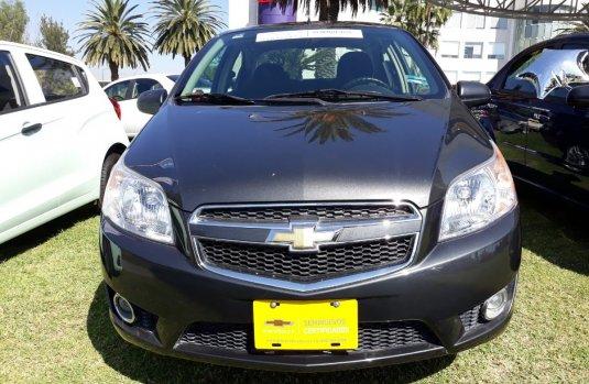 Vendo Un Carro Chevrolet Aveo 2017 Excelente Llmama Para Verlo 616236