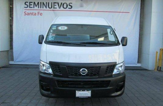 c50aa88c566 Nissan Urvan impecable en Cuajimalpa de Morelos más barato imposible ...