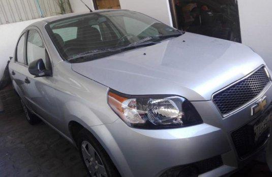 Precio De Chevrolet Aveo 2014 614832
