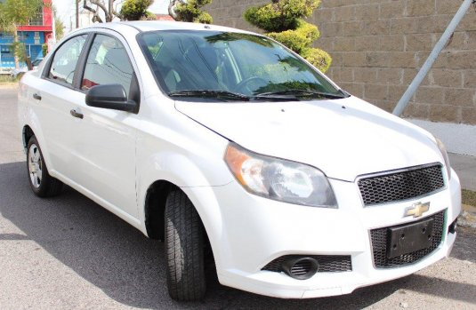 En Venta Un Chevrolet Aveo 2014 Manual En Excelente Condicin 631367