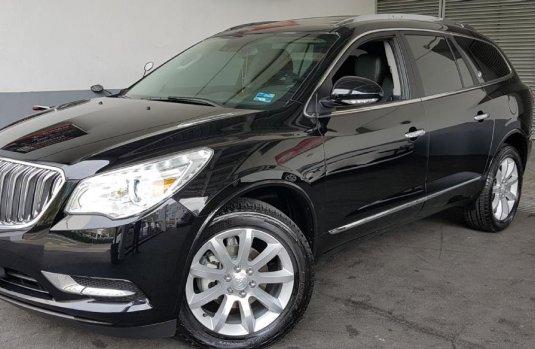 Un Excelente Buick Enclave 2017 Automático Vendido A Precio Increíblemente Barato En