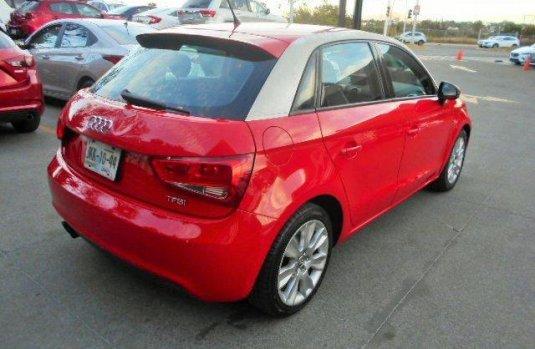Me veo obligado vender mi carro Audi A1 2013 por cuestiones económicas