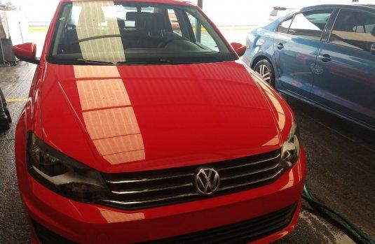Un carro Volkswagen Vento 2019 en Cuauhtémoc