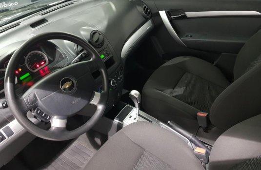 Urge Un Excelente Chevrolet Aveo 2017 Automtico Vendido A Un