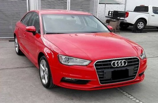 Audi A3 1.8 en CDMX