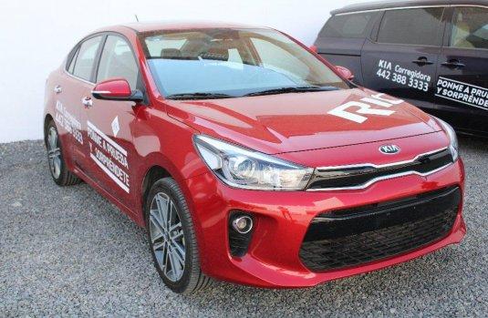 Urge!! Un excelente Kia Rio 2019 Automático vendido a un precio increíblemente barato en Querétaro