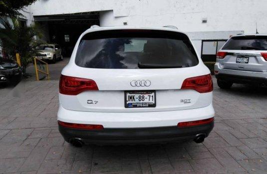 Urge!! En venta carro Audi Q7 2013 de único propietario en excelente estado