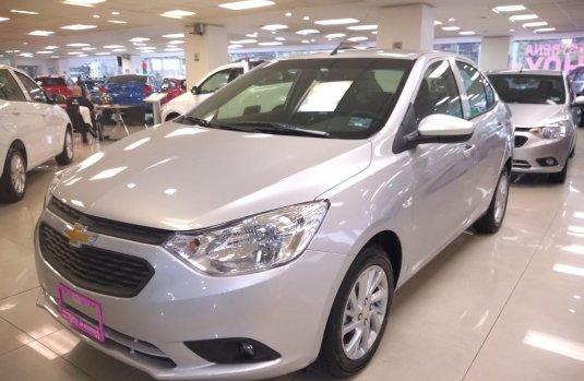 Chevrolet Aveo LT std 2018 último con seguro GRATIS, contado o crédito