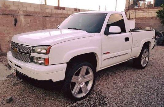 Chevrolet Cheyenne 2006 Cabina Regular en Sinaloa 656859