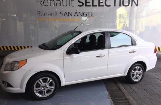 Precio De Chevrolet Aveo 2017 657939