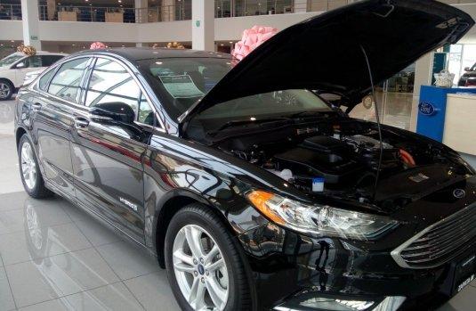 Urge!! Un excelente Ford Fusion 2018 Automático vendido a un precio increíblemente barato en Tlalnepantla