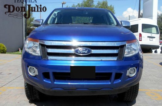 Ford Ranger 2016 doble cabina