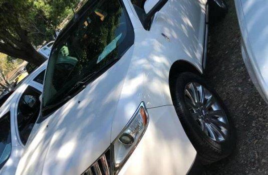 Coche impecable Lincoln MKX con precio asequible