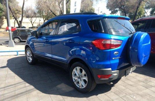 Me veo obligado vender mi carro Ford EcoSport 2014 por cuestiones económicas