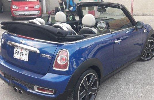 En venta un MINI Cooper S 2013 Automático muy bien cuidado