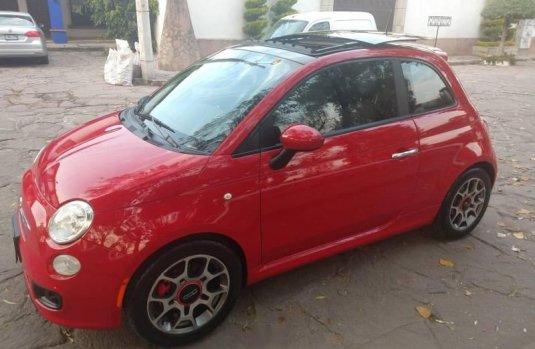 Quiero vender un Fiat 500 en buena condicción