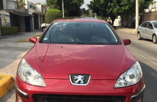 Se vende urgemente Peugeot 407 2006 Automático en Naucalpan de Juárez