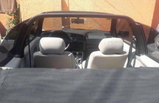 Smart Cabrio 1998 usado en Guadalajara