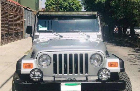 Urge Vendo Excelente Jeep Wrangler 1997 Automatico En En San