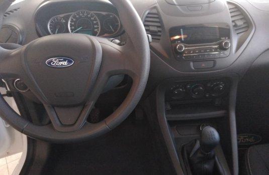 Ford Figo precio muy asequible
