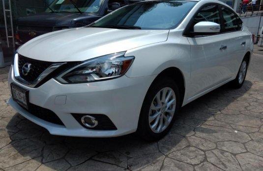 Nissan Sentra 2018 barato
