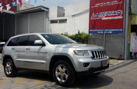 Precio de Jeep Grand Cherokee 2011