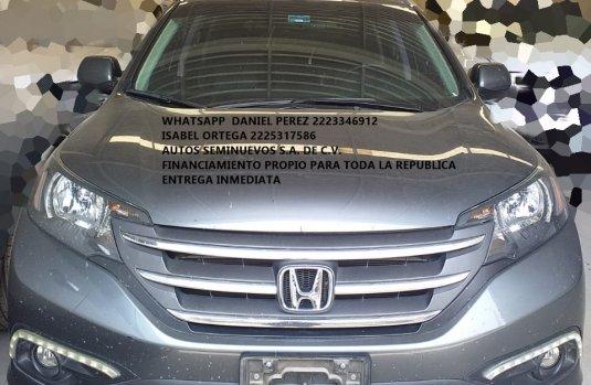 Equipada CR-V 2014 Puebla
