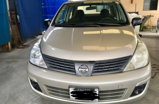 Nissan Tiida 2011 impecable