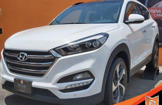 Quiero vender cuanto antes posible un Hyundai Tucson 2017