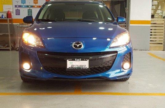 Mazda 3 2012 barato en Cuauhtémoc