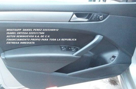 Equipado Passat 2.5 LTS 2014 Puebla