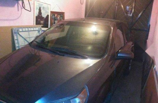 Carro Chevrolet Aveo 2013 de único propietario en buen estado