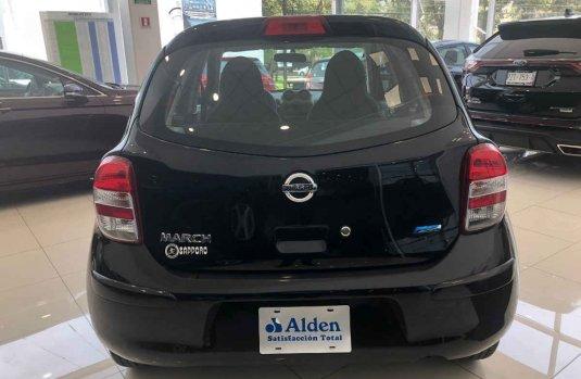 Nissan March usado en Coyoacán