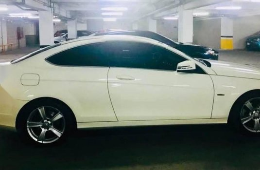 Auto usado Mercedes-Benz Clase C 2012 a un precio increíblemente barato