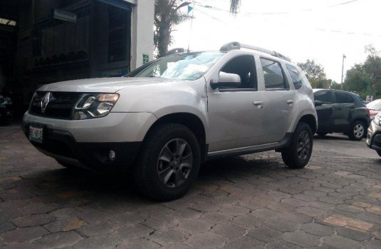 Renault Duster 2017 impecable