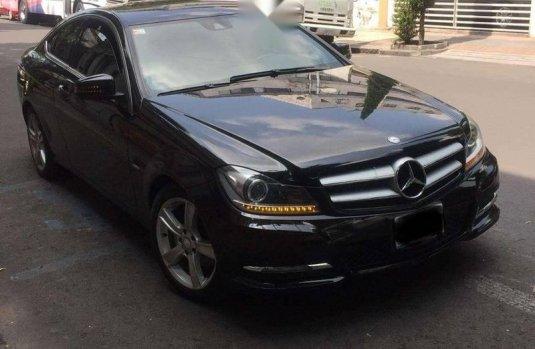 Mercedes-Benz Clase C 2012 barato