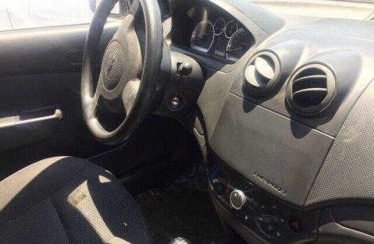 Chevrolet Aveo 2013 en venta