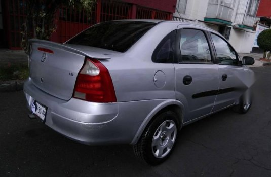 Tengo que vender mi querido Chevrolet Corsa 2005