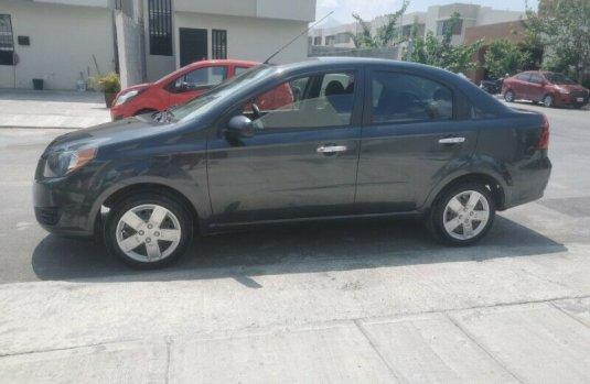 Chevrolet Aveo 2017 usado en Nuevo León
