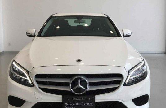 Quiero vender cuanto antes posible un Mercedes-Benz Clase C 2019