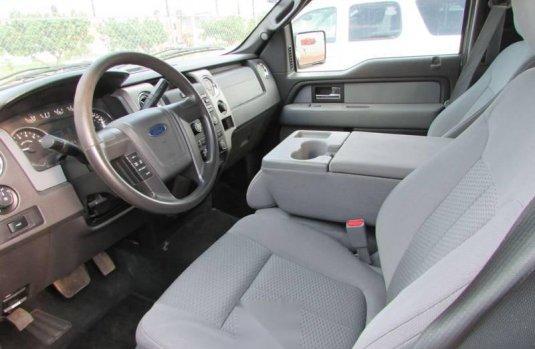 Tengo que vender mi querido Ford Lobo 2012