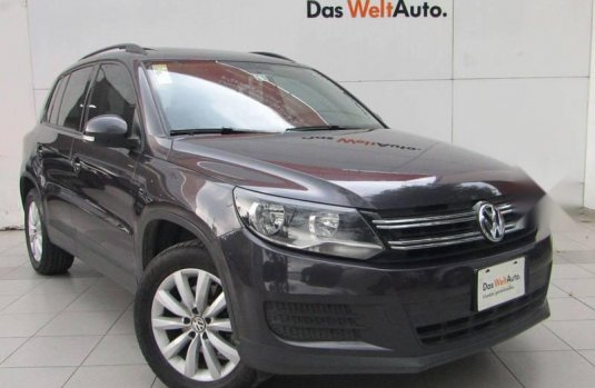 Quiero vender un Volkswagen Tiguan usado