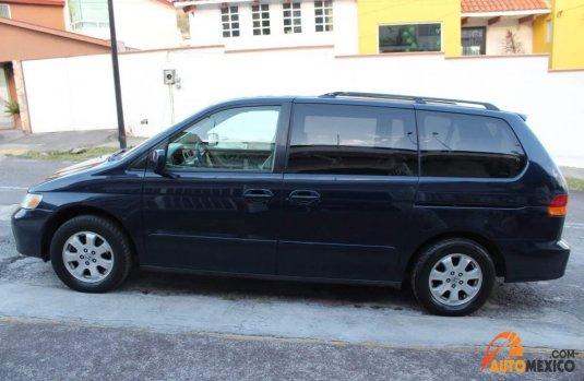Honda Odyssey 2004 Electrica Automatica