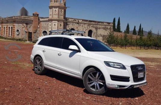 Se vende un Audi Q7 2011 por cuestiones económicas